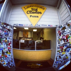 Photo taken at Laventina's Big Cheese Pizza by Loren P. on 5/27/2012