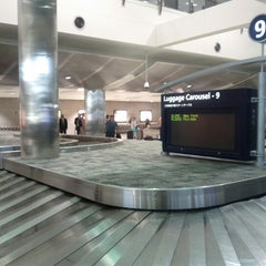 Photo taken at Baggage Claim by Mario P. on 7/23/2012