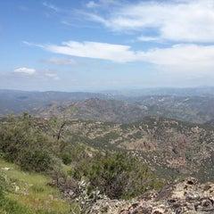 Photo taken at Pinnacles National Park by Luke M. on 4/24/2012