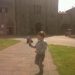 Photo taken at abbazia san salvatore by Francesco G. on 5/9/2012