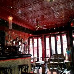 Photo taken at Simone Martini Bar & Cafe by Deborah K. on 3/8/2012