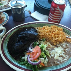 Photo taken at Las Cazuelas Restaurant by Prisco A. on 7/13/2012