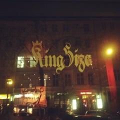 Photo taken at King Size Bar by Alexander L. on 4/26/2012