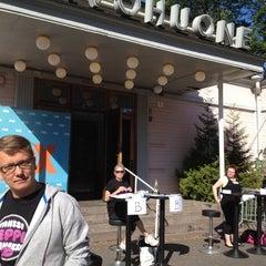 Photo taken at Kaivohuone by Mikko on 6/20/2012