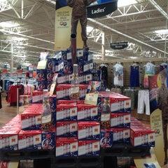 Photo taken at Walmart Supercenter by Los V. on 7/5/2012