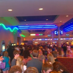 Photo taken at Regal Cinemas Palmetto Grande 16 by Ivey R. on 3/23/2012