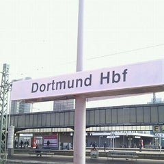 Photo taken at Dortmund Hauptbahnhof by Marco on 9/19/2011