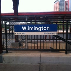 Photo taken at Amtrak/SEPTA: Wilmington Station by Rod M. on 7/26/2012