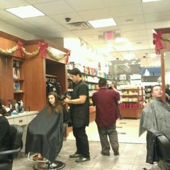 Photo taken at Plaza Salon by Mark P. on 12/31/2011