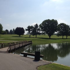 Photo taken at Sleepy Hollow Golf Course by Jeremy S. on 5/6/2012