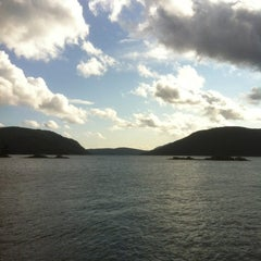 Photo taken at Howe Sound Queen by alex d. on 3/5/2012