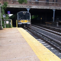 Photo taken at LIRR - Kew Gardens Station by Michael B. on 9/8/2011