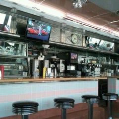 Photo taken at Joe's Diner on Sycamore by Beverly C. on 12/3/2011