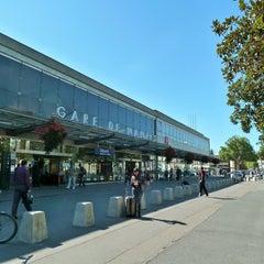 Photo taken at Gare SNCF de Nantes by MikaelDorian on 1/25/2011