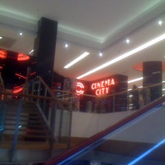 Photo taken at Cinema City by Ростислав Р. on 3/15/2012