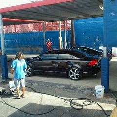 Photo taken at Keep It Clean Car Wash by Lowell K. on 6/19/2011