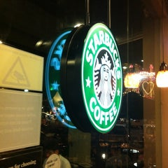 Photo taken at Starbucks by Gavin T. on 3/13/2012