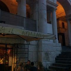 Photo taken at Il Grottino by Gianpaolo G. on 7/24/2012
