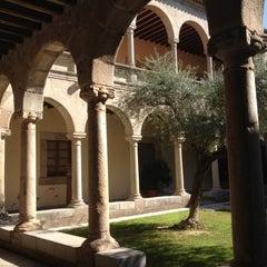 Photo taken at Presidencia - Junta de Extremadura by Jero on 7/16/2012