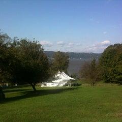 Photo taken at Sunnyside: Home of Washington Irving by Teresa O. on 10/15/2011