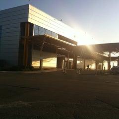 "Photo taken at Cluj-Napoca ""Avram Iancu"" International Airport (CLJ) by Stefan S. on 10/5/2011"