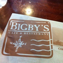 Photo taken at Bigby's by Chedz A. on 8/3/2011