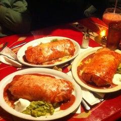 Photo taken at La Barca Restaurant by Ashley H. on 12/19/2011