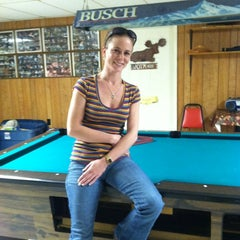 Photo taken at Newport Moose Lodge by Heather S. on 2/18/2012
