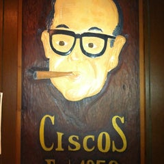 Photo taken at Cisco's Restaurant & Bakery€Ž by John O. on 4/22/2011