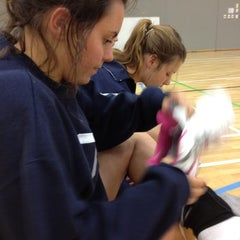 Photo taken at St Bede's College by Alexia K. on 2/10/2012