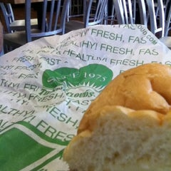 Photo taken at Thundercloud Subs by Kacie S. on 7/15/2012