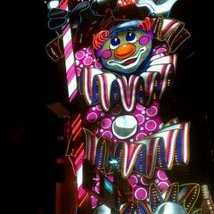 Photo taken at Circus Circus Reno Hotel & Casino by Zakiya on 10/29/2011