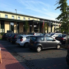 Photo taken at Van der Valk Hotel Sneek by Tonnetje V. on 8/4/2012