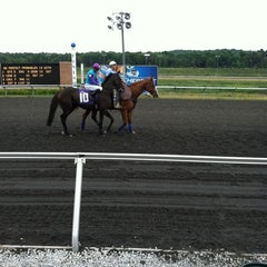 Photo taken at Presque Isle Downs & Casino by Michael P. on 7/3/2012