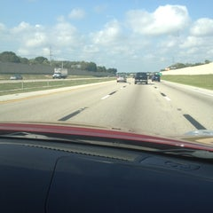 Photo taken at I-4 by Ace C. on 5/12/2012