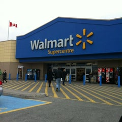 Photo taken at Walmart Supercentre by Jim M. on 12/19/2011
