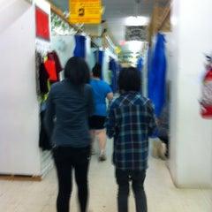 Photo taken at Eisenhauer flea market by Alfred M. on 3/15/2012