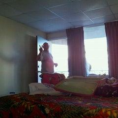 Photo taken at Sahara Motel Ocean Front by Sarah C. on 10/6/2011