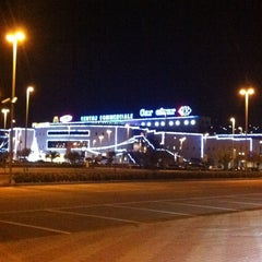 Photo taken at Centro Commerciale Due Mari by Giuseppe G. on 11/29/2011