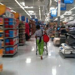 Photo taken at Walmart Supercenter by Elliot M. on 8/18/2011