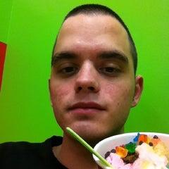 Photo taken at CherryBerry Yogurt Bar by Sawyer F. on 5/25/2012