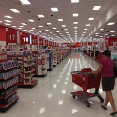 Photo taken at Super Target by Eric S. on 8/24/2012