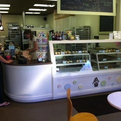Photo taken at Cupcakes On Kavanaugh by Toni B. on 11/10/2011