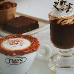 Photo taken at Fran's Café by Silvano L. on 2/17/2012