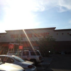 Photo taken at The Home Depot by C W. on 6/8/2012