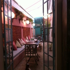 Photo taken at Brigadeiro Doceria & Café by Maru F. on 10/8/2011