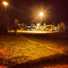 Photo taken at Parco Urbano Del Fiume Ombrone by Ilaria on 8/4/2012