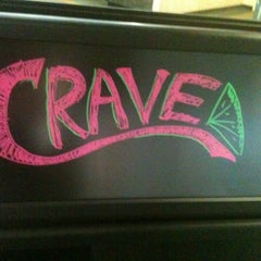 Photo taken at Crave by Adrean I. on 12/15/2011