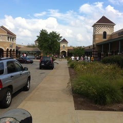 Photo taken at Grove City Premium Outlets by David W. on 8/27/2011