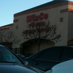 Photo taken at Winco Foods by Julia P. on 1/28/2012